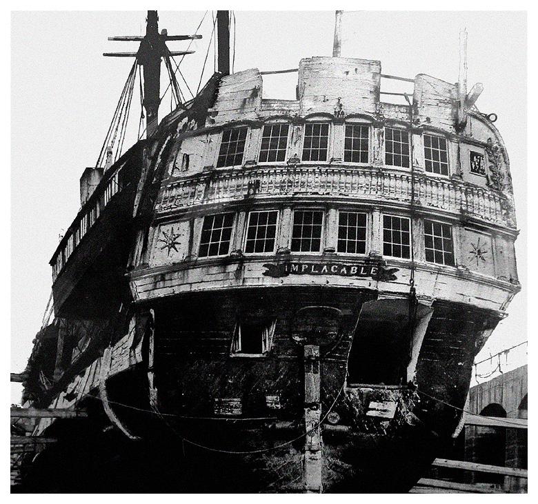 Le Duguay Trouin de 1800 (alias HMS Implacable) Implac023